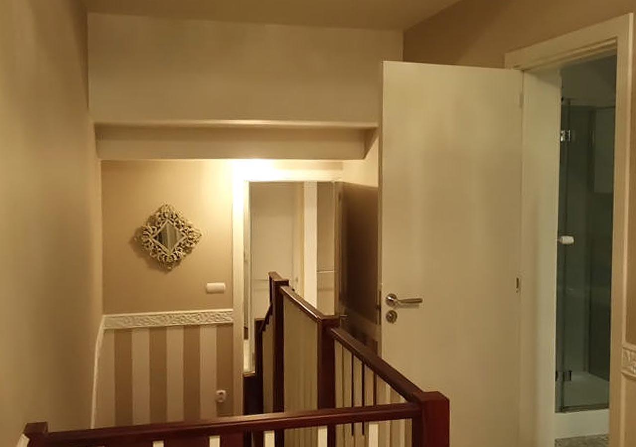 Malowanie klatki schodowej zawsze jest wyzwaniem