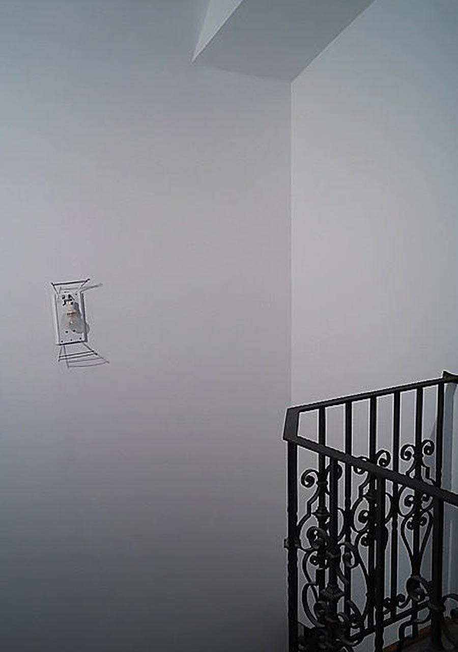 Malowanie klatki schodowej, wyzwanie
